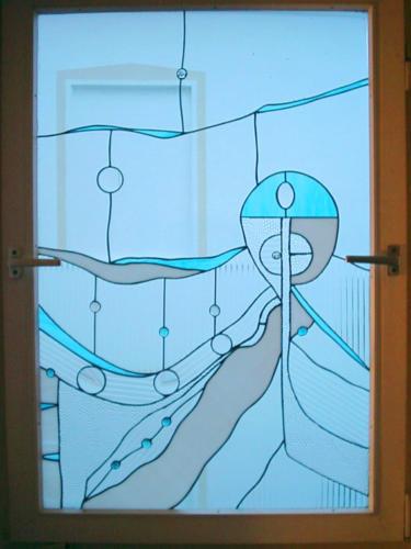 Fenster, die Träume gestalten